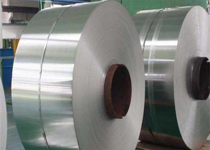 Aluminized steel strip