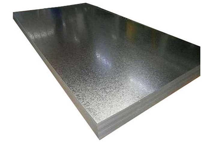Zinc-aluminum-magnesium zn-al-mg alloy steel sheet